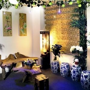 Salon d'accueil Spa Paris