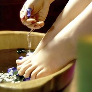 Reflexologie et massage