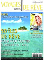 2014-09-03_VOYAGES HOTELS DE REVE-a_Couverture_Presse SPA_Miniature