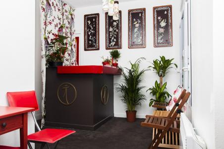 Accueil salon de massage chinois