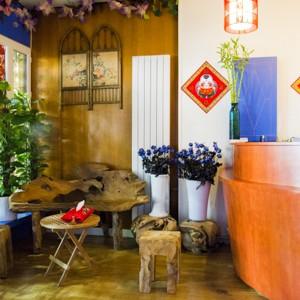Accueil Salon de massage